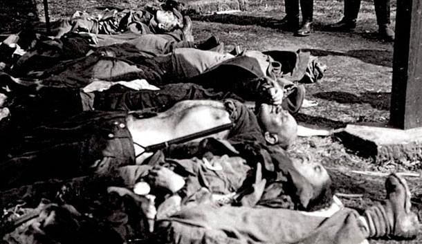 Před 74 lety se odehrál masakr na Švédských šancích, nepřežilo tehdy 265 karpatských Němců