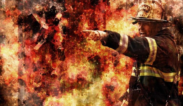 Pětina českých žen by chtěla prožít románek s hasičem