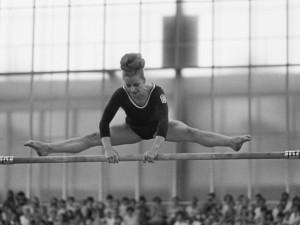 Věra Čáslavská v roce 1967