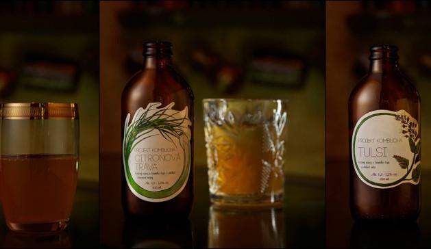 Kvašený nápoj kombucha – přírodní, povzbuzující, originální a hlavně olomoucký
