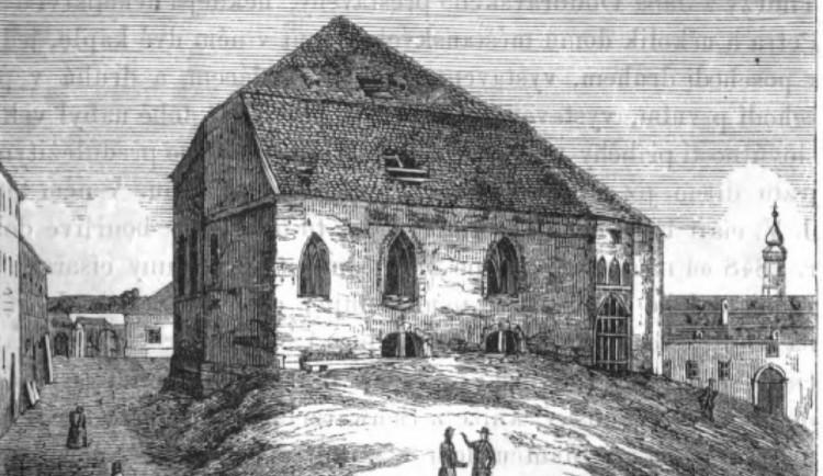 Blažejské náměstí – zastrčené místo v Olomouci s bohatou historií a jedinečným zbouraným kostelem