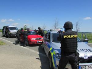 Cvičení přeshraničního pronásledování