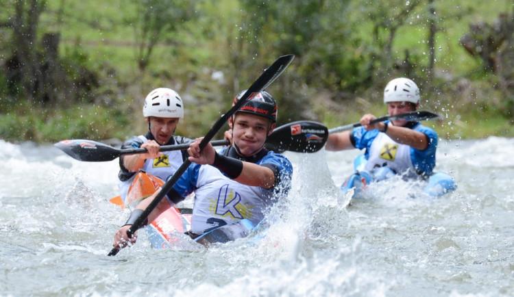 Česká výprava loví jednu medaili za druhou. Opět jsou mezi mistry i olomoučtí závodníci