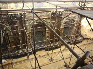 Ze sálu Komenium už nebude tělocvična, čekají ho další tři etapy restaurování