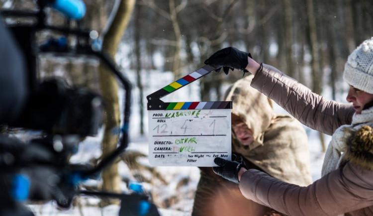 REPORTÁŽ: Jak se natáčí film vpatnácti stupních pod nulou?