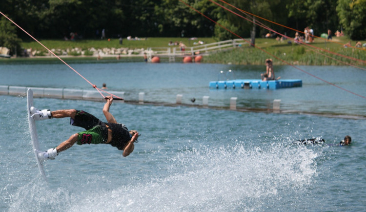 VÍKEND PODLE DRBNY: Zaběhejte si, vyzkoušejte paddleboard nebo zajděte na cyklotrial