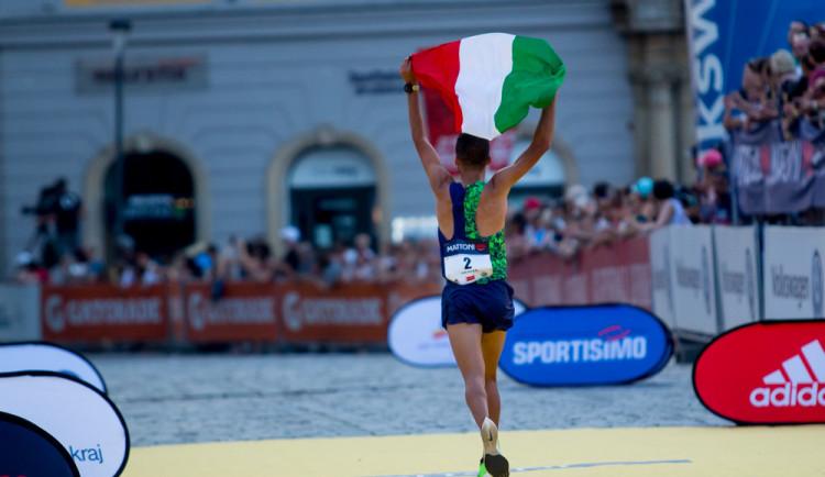 Podívejte se na výsledky půlmaratonu. Mezi ženami vyhrála Moldavka Fisikovici, mezi muži Ital Rachik