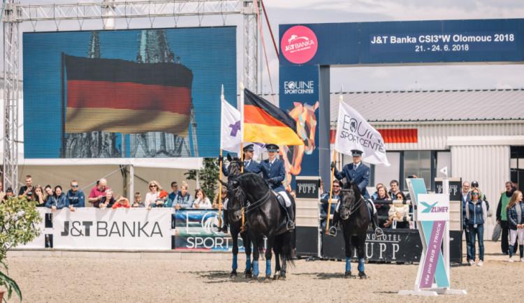 Česká i evropská špička parkurového skákání se představí v Olomouci