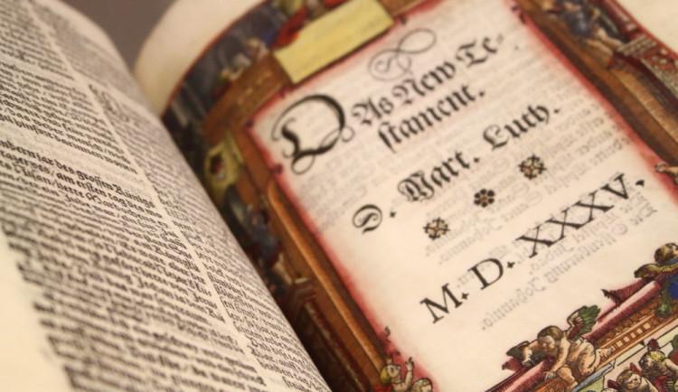 Na český a německý knižní fond se zaměří výstava v Muzeu umění