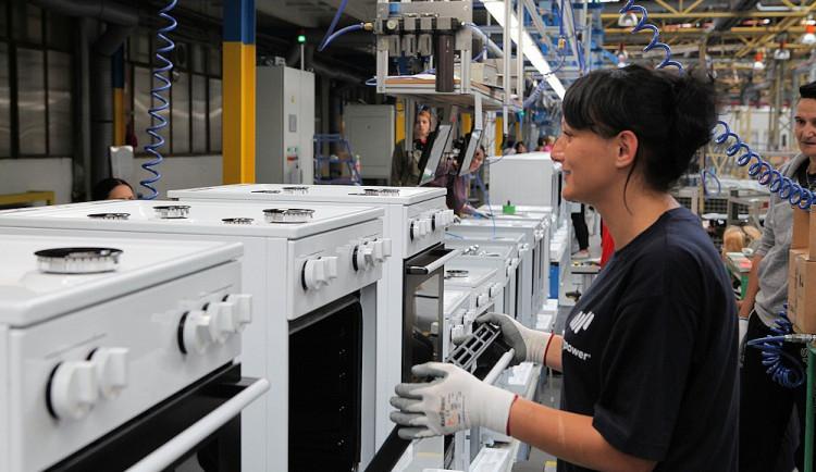 Společnost Mora Moravia, výrobce varné techniky, loni utržila přes dvě miliardy korun