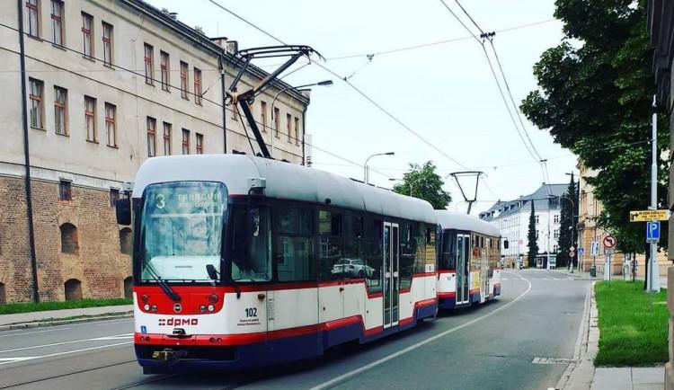 Oprava křižovatky v centru Olomouce zkomplikuje v létě dopravu