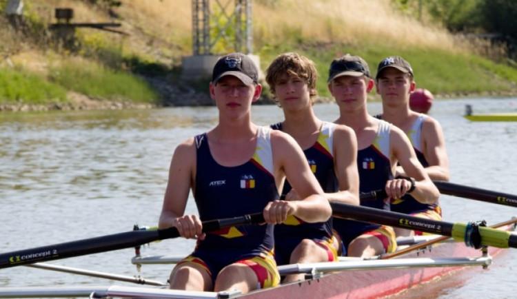 Olomoučtí veslaři přivezli z mistrovství České republiky šest medailí
