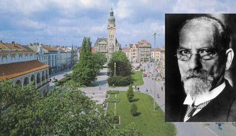 Filozof Edmund Husserl bude mít pomník na náměstí v rodném Prostějově