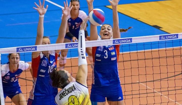Olomoucké volejbalistky dál posilují. Podepsaly posily z Běloruska a Ukrajiny