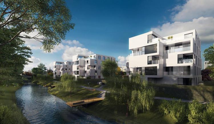 Výstavba bytů v kraji po poklesu vzrostla. Podívejte se, kde se v Olomouci staví