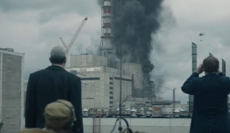 Na prostějovské hvězdárně se bude promítat maraton seriálu Chernobyl
