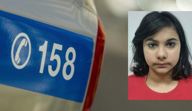 Patnáctiletá Kateřina má rizikové těhotenství a odešla z olomoucké nemocnice. Pátrá po ní policie
