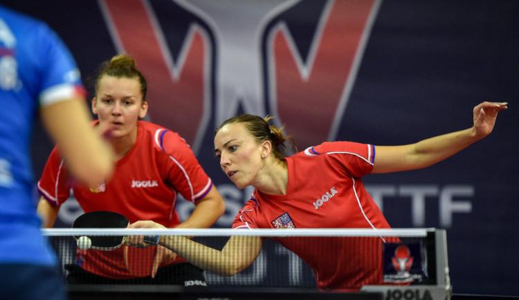 Na olomouckém Czech Open ve stolním tenisu nepostoupil z kvalifikace žádný český hráč
