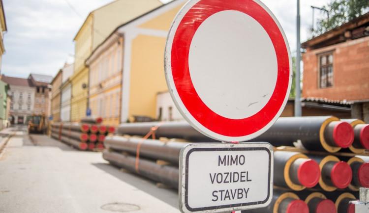 Ve Svébohově a Václavově bude vybudována kanalizace. Práce jsou před zahájením