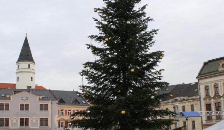 Vánoční program v Přerově zajistí kulturní služby města. Bude to stát přes dva miliony korun