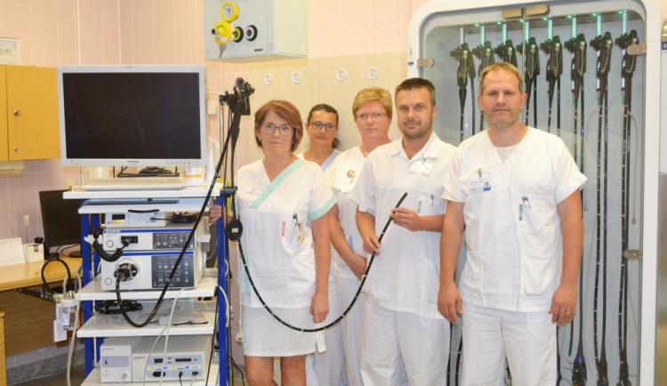 Nové přístroje v prostějovské nemocnici zajistí rychlejší a komfortnější průběh vyšetření