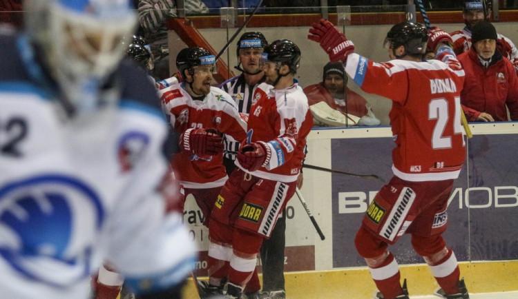 Hokejisté Olomouce chtějí v extralize navázat na úspěšnou minulou sezonu