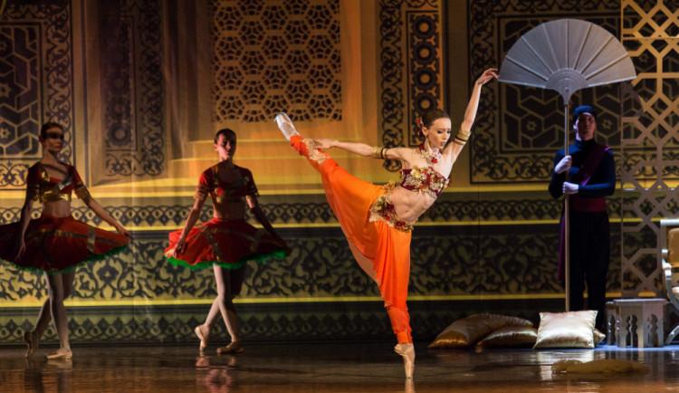 Emily-Joy Smith, sólistka baletu, se probojovala do širší nominace na cenu Thálie. Nominovaná je i Barbora Řeřichová