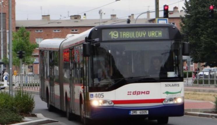 Kraj chce zdvojnásobit poplatky za dopravní obslužnost. Olomouc by místo sedmi milionů zaplatila patnáct