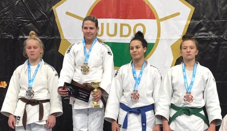 Olomoučtí judisté zaznamenali před blížícím se Mistrovství České republiky další úspěch