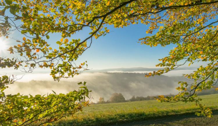 POČASÍ NA SOBOTU: Ráno se objeví mlhy, přes den bude jasno