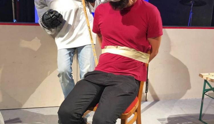 Tramtarie v první premiéře sezony představí komedii Poslední noc s Claudií