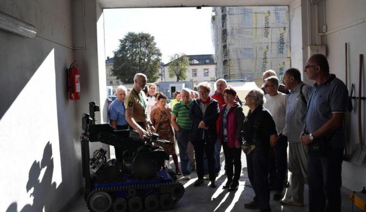 V Olomouckém kraji proběhl Mezinárodní den seniorů. Akci pořádali policisté