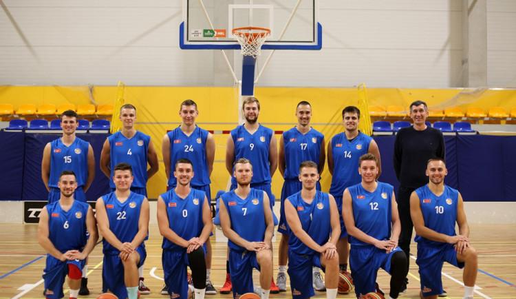 Neporažení olomoučtí basketbalisté přivítají Pardubice