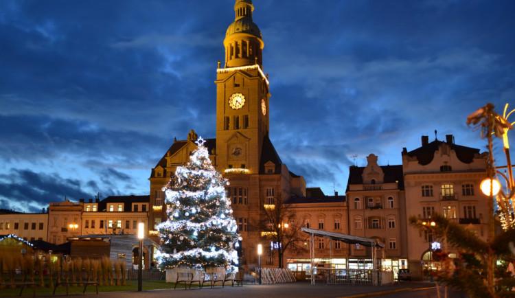 Prostějov hledá vánoční strom. Radnice preferuje patnáctimetrový smrk