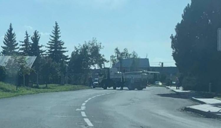 Nebezpečná křižovatka v Droždíně bude příští rok upravena
