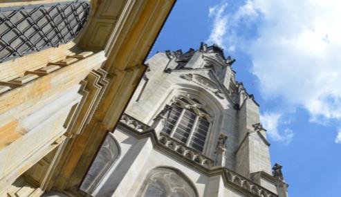 Projekt České nebe září bude mít premiéru v Olomouci