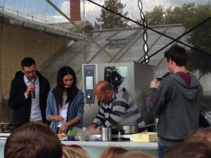 Garden Food Festival se vydařil, překonal i návštěvnost z minulého roku