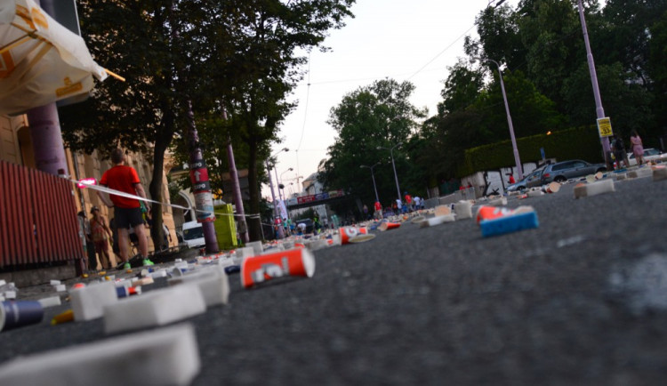 FOTO: Letošní půlmaraton je za námi, vyhrál ho Keňan Josphat Kiprop Kiptis. Podívejte se na fotky ze závodu