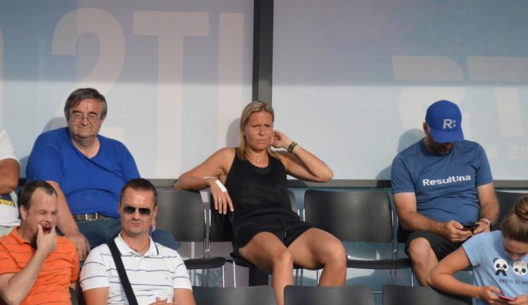 FOTO: Plíškovou potrápila domácí Muchová, ale nakonec postupuje společně s Hradeckou a Allertovou