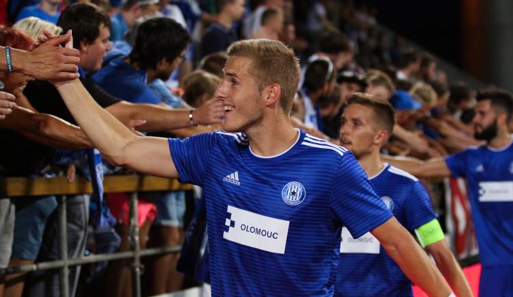 Sigma Olomouc si poradila s nepříjemným Kajratem, doma vyhrála 2:0