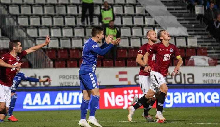 FOTOGALERIE: Sigma konečně za tři body! Sparta se v Olomouci neprosadila, gólem zařídíl výhru Nešpor