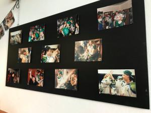 FOTOGALERIE: Hokejoví mistři z roku 1994 opět spolu! Sešli se s primátorem a podepsali se fanouškům