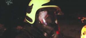 Hasiči likvidují požár skládky v Lipníku nad Bečvou