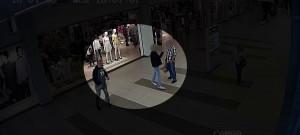 Muži kradli oblečení v Galerii Přerov, jsou podezřelí z celostátní sériové trestné činnosti