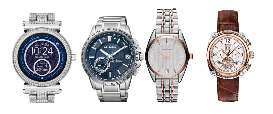 Třeba dámské hodinky Michael Kors Sofie Access Smartwatch d7bee865444